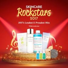 Skincare Rockstars 2017 Set