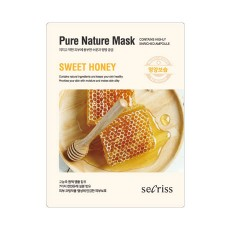 Pure Nature Mask Sweet Honey