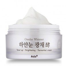 Oneday Whitener White Snow Brightening Fermented Cream (50ml)
