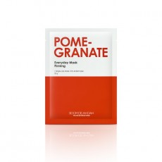 [5+5 DAEBAK] Everyday Mask Pomegranate (5 Sheets)