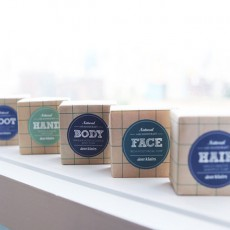 [Monthly Wow_Nov] Be Clean Natural Soap (100g)