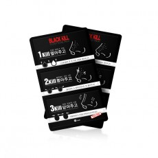 BLACK KILL 3 Step Nose Pack (6g -1 Sheet)