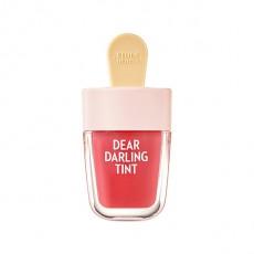 Dear Darling Water gel Icecream Tint_OR205. Peach Red