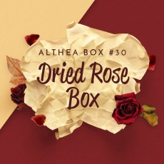 [Althea Box] Dried Rose Box