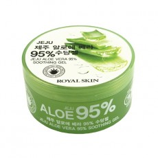 [Boss on Vacation] Royal Skin Jeju Aloe Vera 95% Soothing Gel