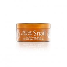 [Seoul Beauty Trends_Jan] Royal Skin 24K Gold Snail Soothing Gel