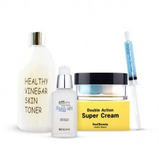 [Real Skin Set] Morning Skincare Routine with Real Skin
