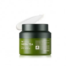 [Beauty Look] The Chok Chok Green Tea Watery Cream (100ml)