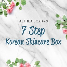 [Althea Box] 7 Step Korean Skincare Box