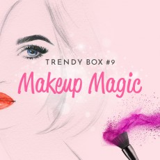 [Trendy Box] Makeup Magic Box
