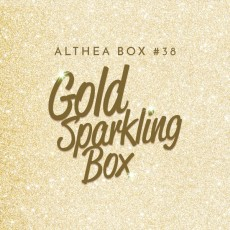 [Holiday Edition] Gold Sparkling Box
