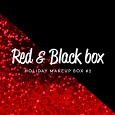 [Althea Box] Black & Red Box
