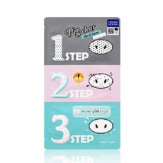 Pig Clear Black Head 3-Step Kit