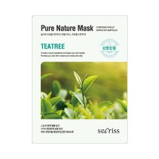 Pure Nature Mask Tea Tree