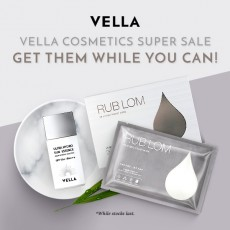 [Althea's Pick] Vella Cosmetic Super Sale Set