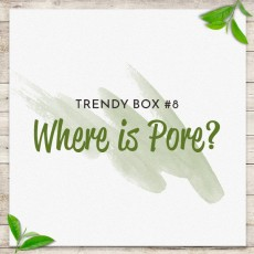 [Trendy Box] Dis a pore Box