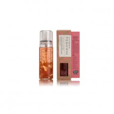 Organic Flowers Rose Leaf Mist