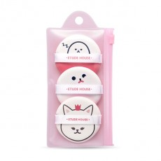 [Seoul Beauty Trends_Jan] My Beauty Tool_Funny_Air Puff Bundle