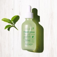 [Beauty Look] Fresh Green Tea Seed Serum