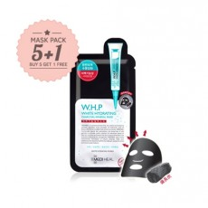 W.H.P_White Hydrating Charcoal Mask-Set(Buy 5 get 1 free)