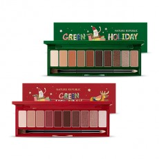 [Merry Christmas Collection] Holiday Edition Pro Touch Shadow Palette