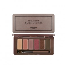 Mineral Sugar Blend Eyes_05. Mousse au Plum Chocolat