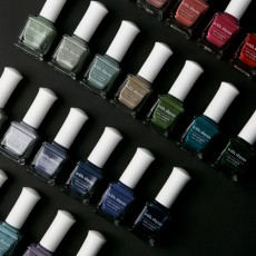 [Clearance] Nail Lacquer_Solid Line (15ml)