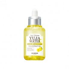 Yuja Water C Whitening Ampoule In Serum