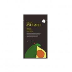 Dear mask avocado