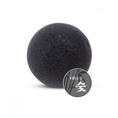 Natural Soft Jelly Puff_Charcoal