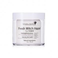 Fresh Witch Hazel Pad Toner (105ml)