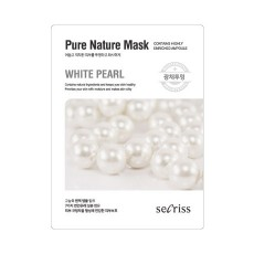 [Your Beauty Birthstones] Pure Nature Mask White Pearl