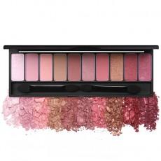 Glam Eye Shadow Palette (11g)_Sunset Rose