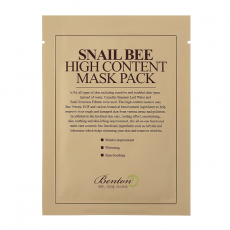 [Pick Me_Nov] Snail Bee HighContent Mask Pack