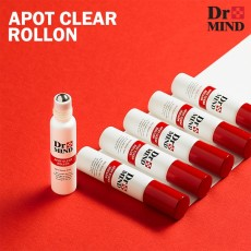 Apot Clear Cover Rollon