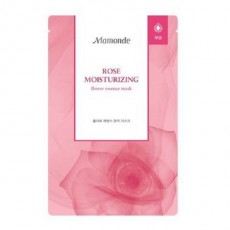 Moisturizing Flower Essence Mask_Rose