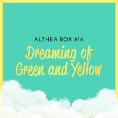 [Althea Box] Green & Yellow Box