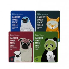 Baby Pet Magic Mask Sheet