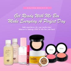 [Althea Box] Get Ready With Me Box