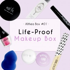 [Althea Box] Life-Proof Makeup Box