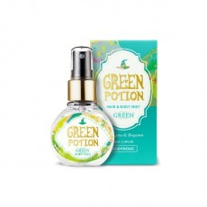 Body Mist_Green Potion
