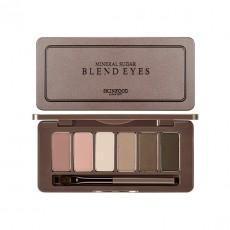 Mineral Sugar Blend Eyes_01. Berry Chiffon