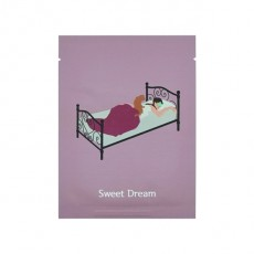 Message Printed Mask_Sweet Dream