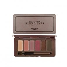 Mineral Sugar Blend Eyes_05. Mousse au Plum Chocolat
