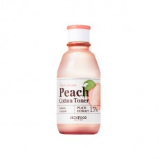 Peach Cotton Toner