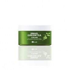 [W.lab Brand Day] Snail Green Tea Cream (75g)