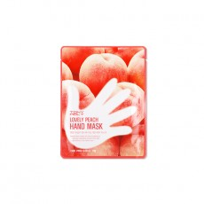 Lovely Hand Peach Mask
