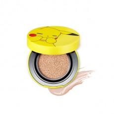 Pokemon Pikachu Mini Cover Cushion_#1 Skin Beige