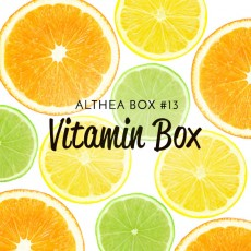[Althea Box] Vitamin Box