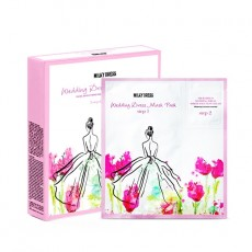 [Your Beauty Birthstones] Wedding Dress Mask Pack (Step1&2)_01. Single Sheet